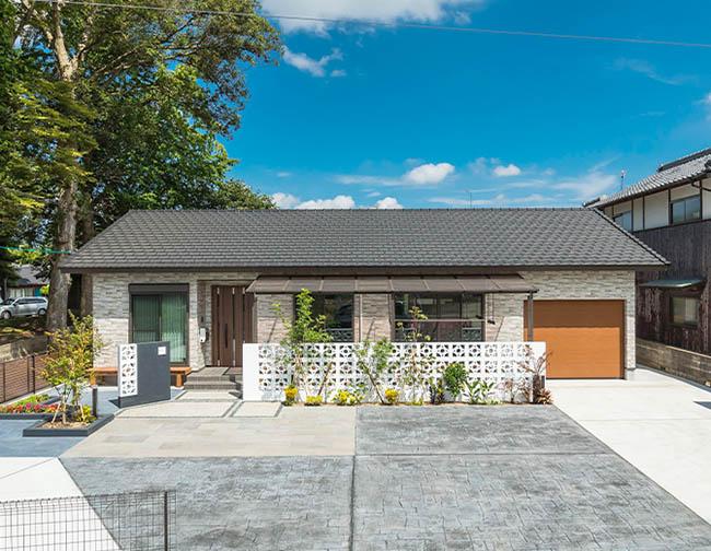 栗原建設では工務店ならではの強みを活かして、お客様のオンリーワンの住宅を提供します。